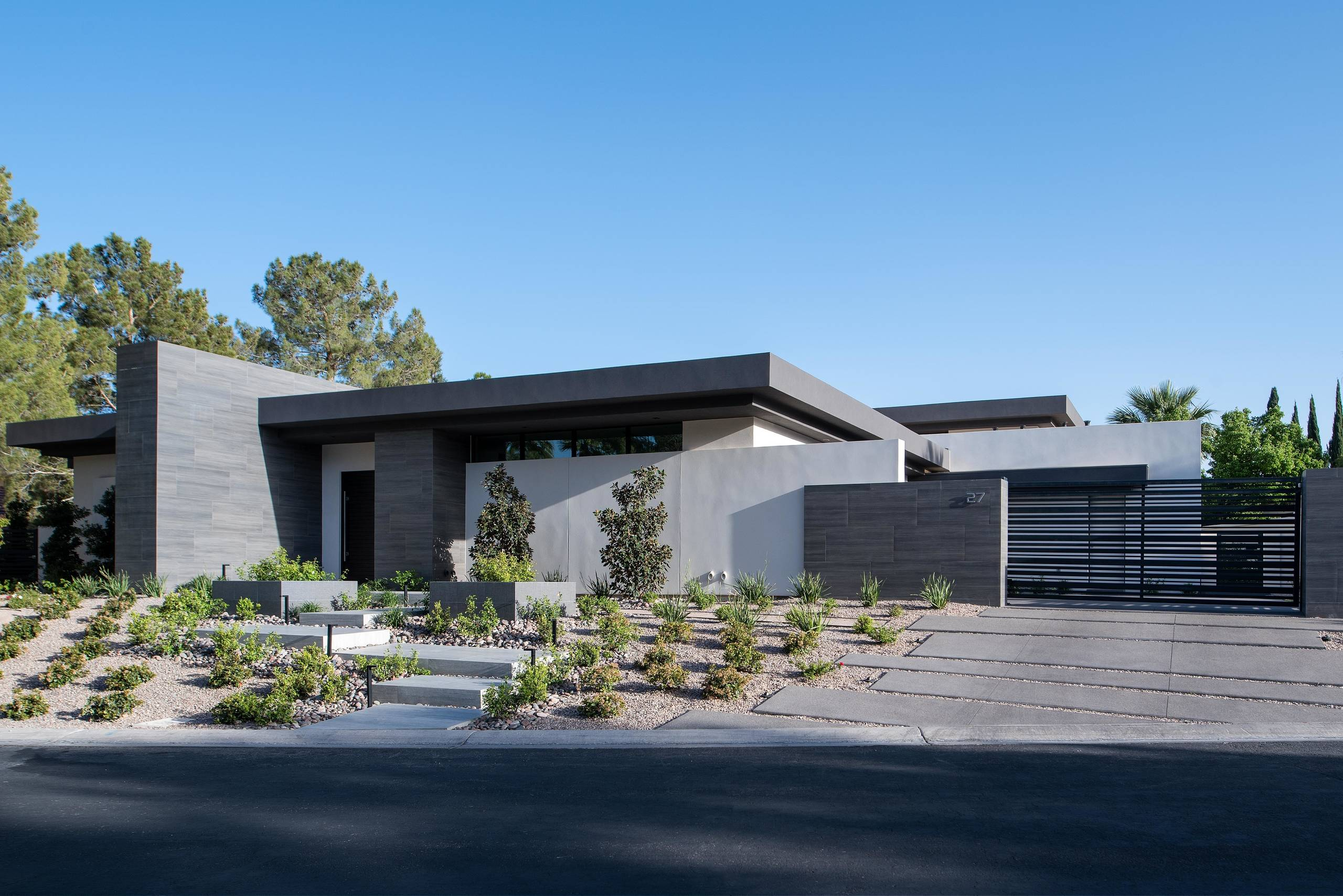 75 Beautiful Stucco Exterior Home Pictures Ideas October 2020 Houzz