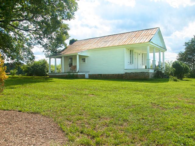 Late 19th Century Southern Plantation Farmhouse