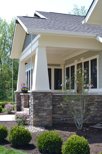 Laura vista 25 traditional exterior indianapolis by hearth stone builders for Exterior home improvement indianapolis