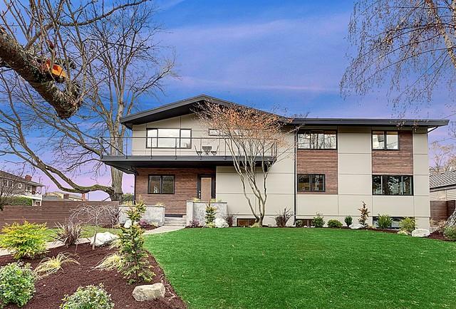 Laurelhurst Contemporary contemporary-exterior