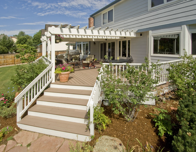 Lavens Remodel traditional-exterior
