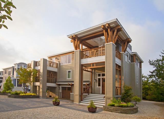 LBI Residence craftsman-exterior