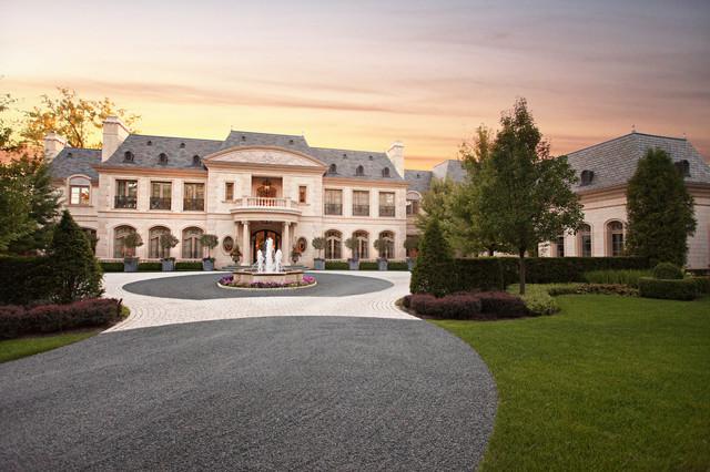 Le Grand R 234 Ve Mansion Estate Winnetka Il North Shore