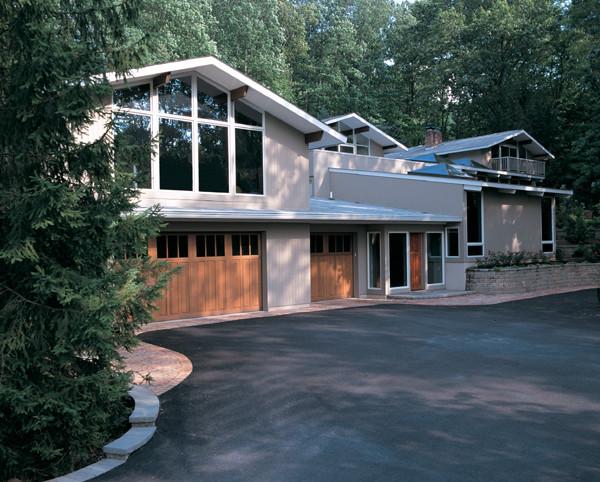 Lederach Residence contemporary-exterior