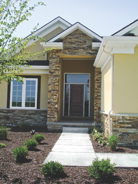 Ledgestone Collection Traditional Exterior Other