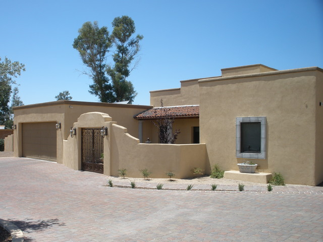 Leed certified home mediterranean exterior other for Rastra block for sale