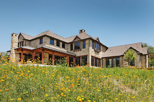 Leed Sustainable Design Home