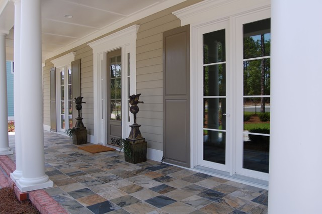 Leesburg traditional-exterior