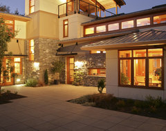 Leftwich Residence contemporary-exterior