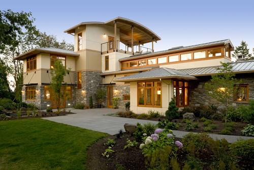 Home Exterior Wood Trim Home Designing