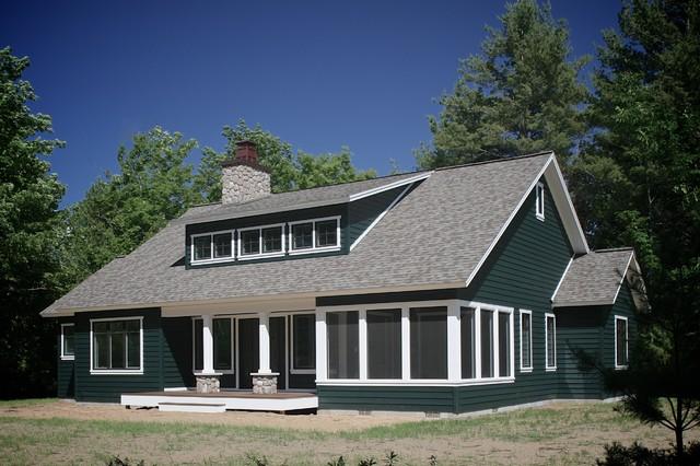 Leland Cottage craftsman-exterior