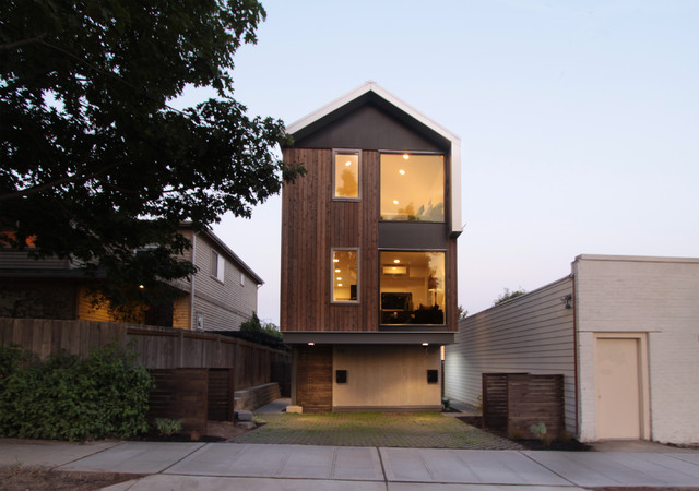 Tall House | Houzz