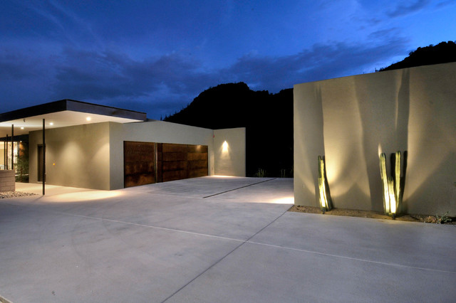 Levin II Residence contemporary-exterior