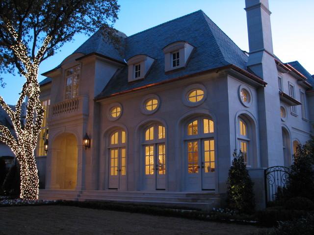 LEXINGTON   front elevation traditional-exterior