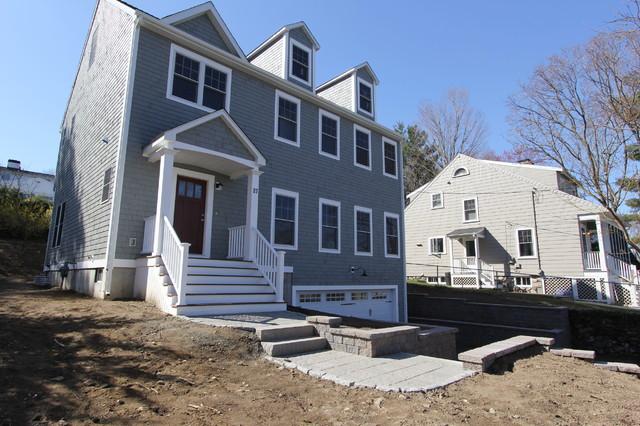 Lexington ma custom modular home for Prefab homes ma