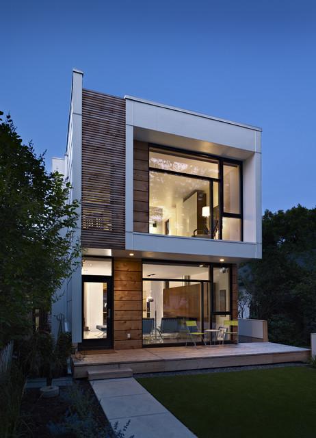 Modern Houses Exterior...