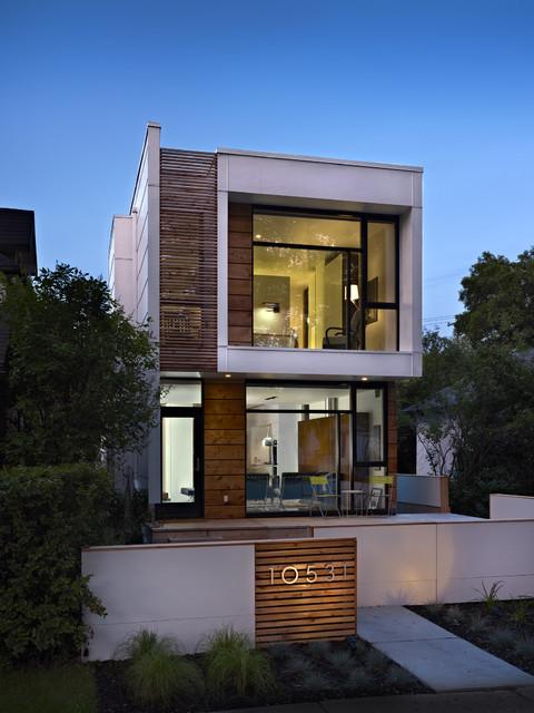LG House - Exterior - Modern - Exterior - Edmonton - by thirdstone ...
