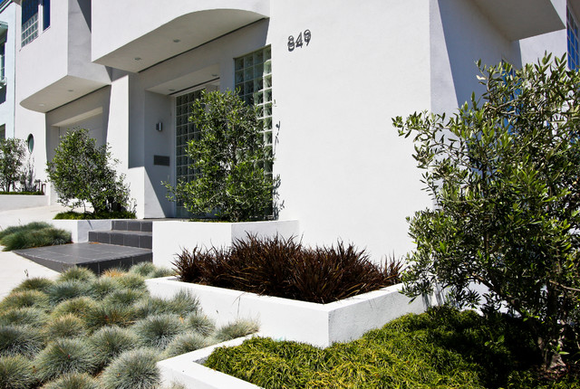 Liberty hill modern exterior san francisco by for San francisco landscape architecture