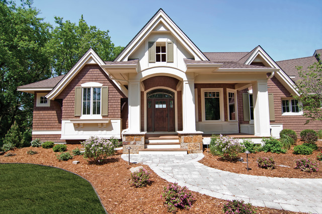 Rambler traditional exterior other metro by pillar homes