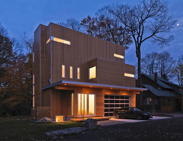 LIGHTHOUSE contemporary-exterior