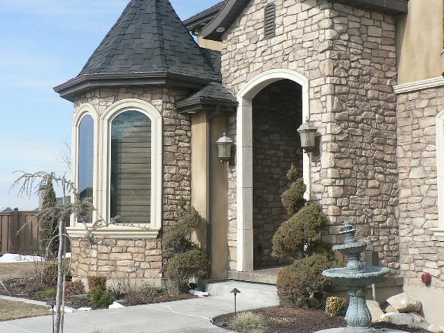 Limestone Alternative Trim & Limestone Architecture