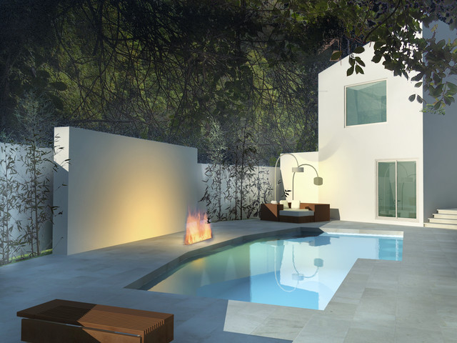 Lindaflora House Modern Exterior Los Angeles By Sylvia