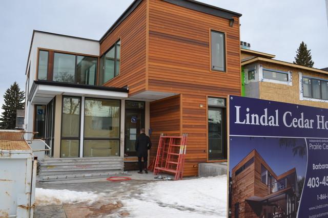 Turkel Design Lindal Cedar Homes Td3 1890 Modern