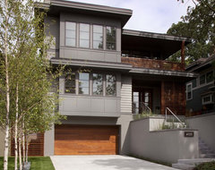 Linden Hills Contemporary contemporary exterior