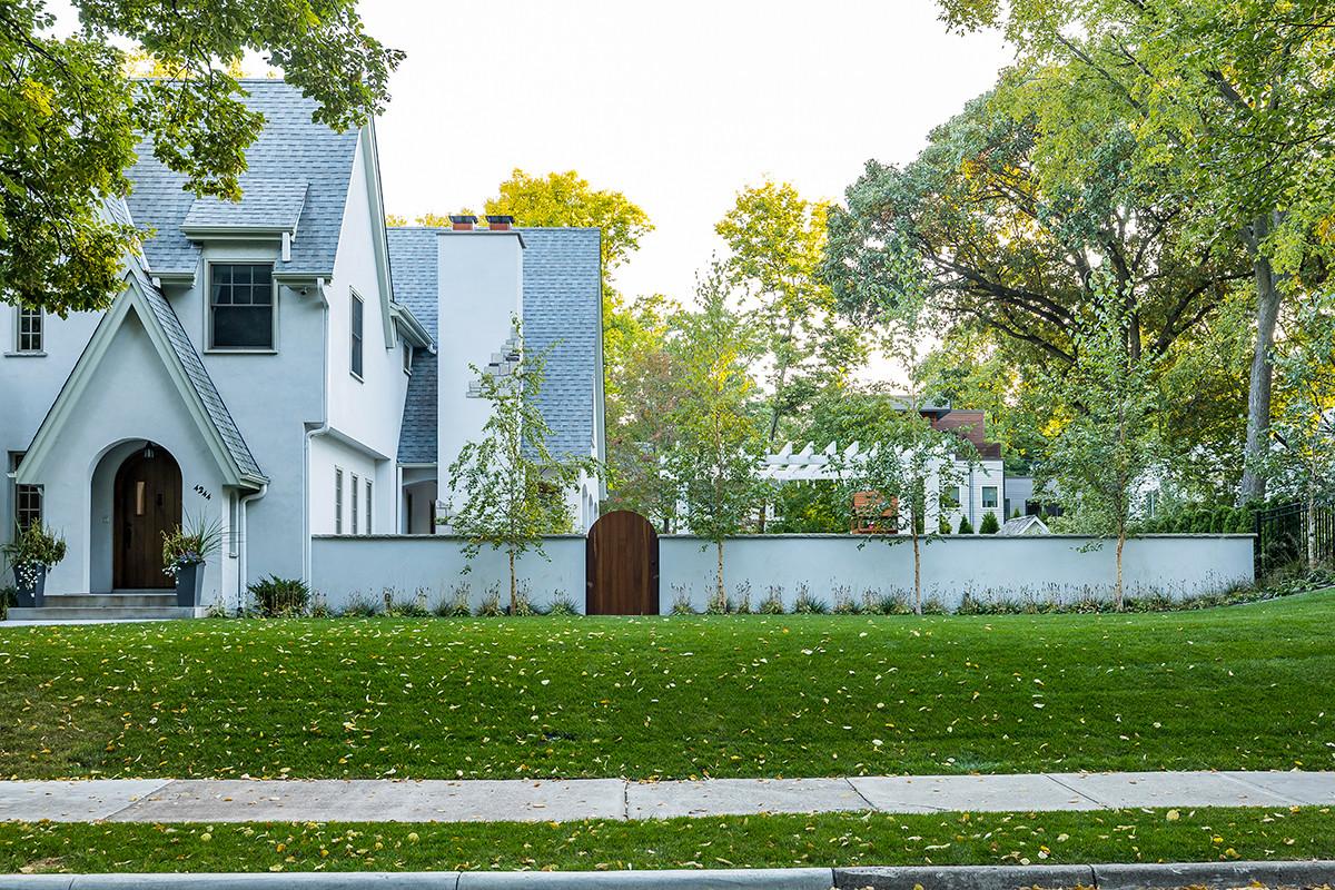 Linden Hills Tudor