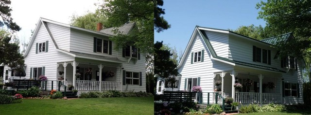 Lindus Construction Can Transform Your Home traditional-exterior