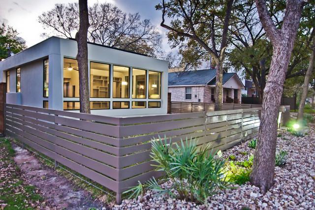 Live Oak #2 modern-exterior