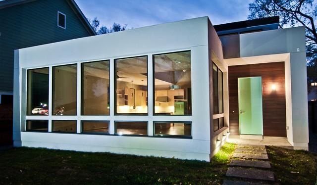 Live Oak #2 contemporary-exterior