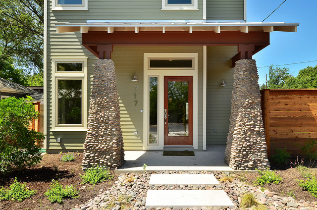 Live Oak traditional-exterior