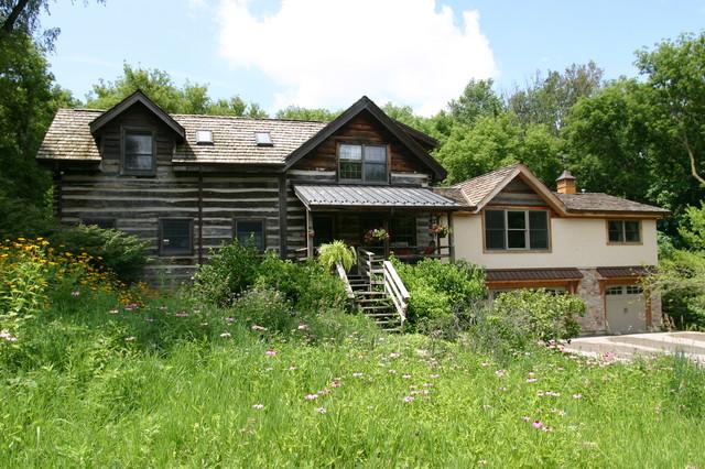 Log home addition remodel for Log home addition