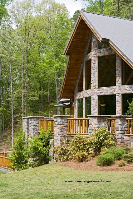 log home ashworth traditional exterior other metro