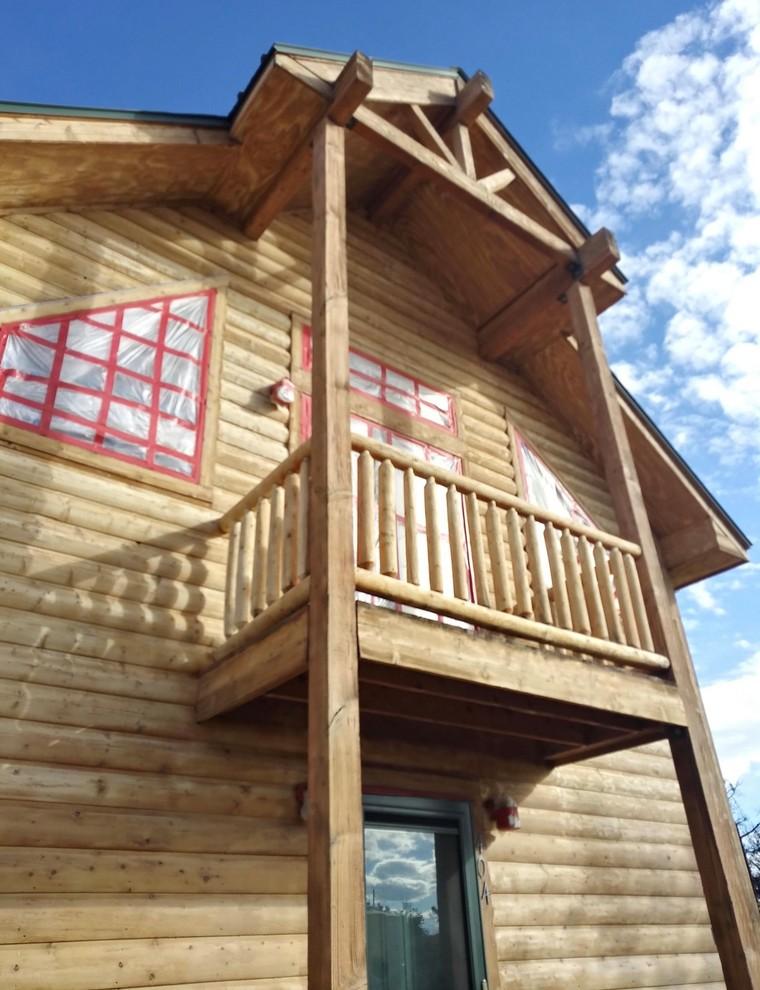 Log Home Repair Colorado