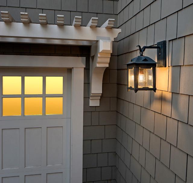 Loma Lantern Craftsman Exterior