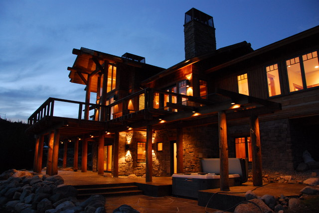 Lone Pine Builders, Inc. traditional-exterior