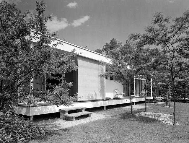Modern Exterior Long Island Modernism 1930-1980