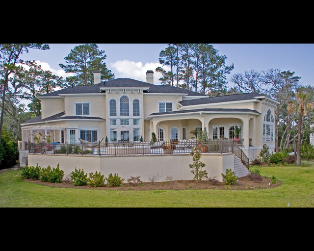 Long Point traditional-exterior