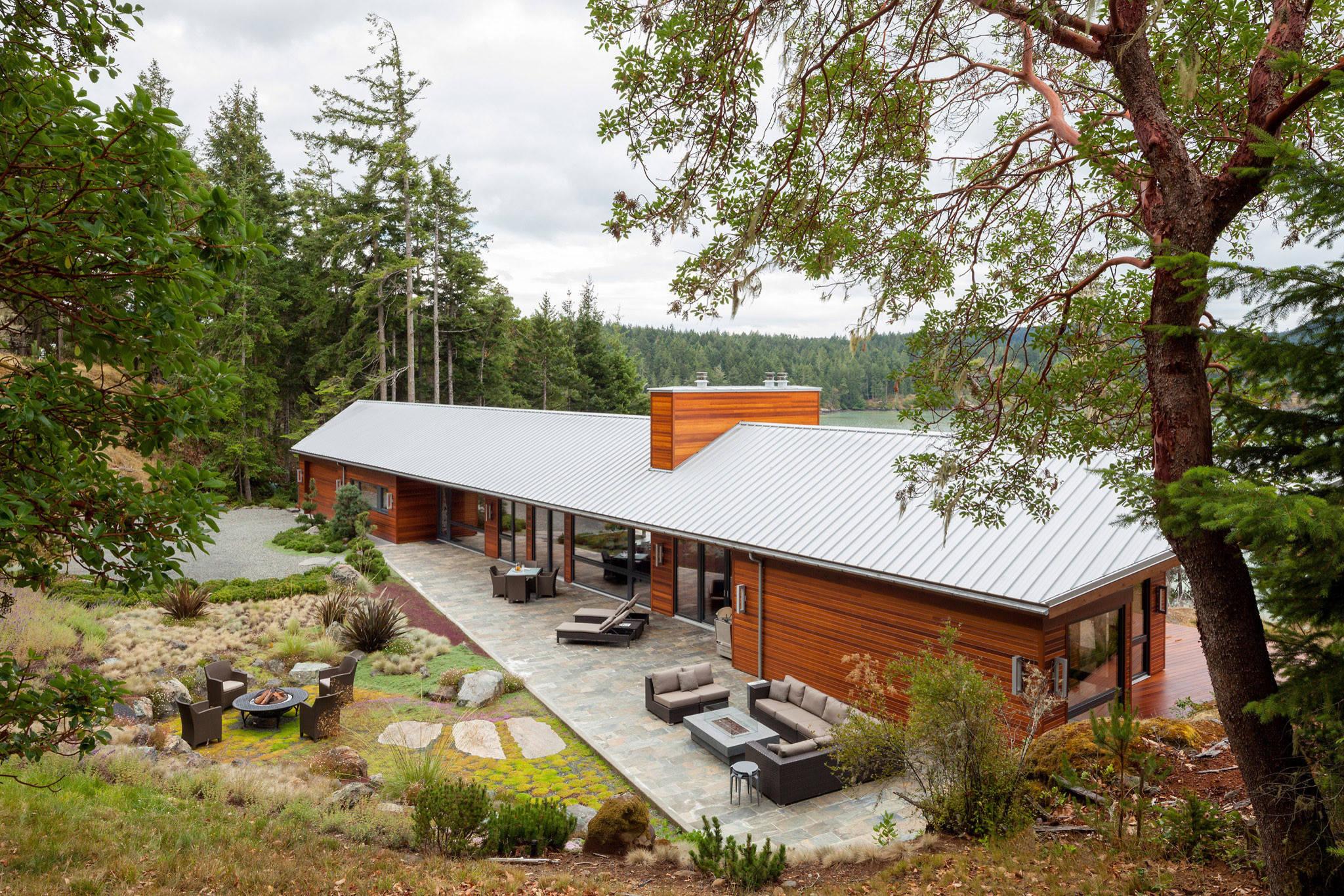 Longhouse - Sooke, BC