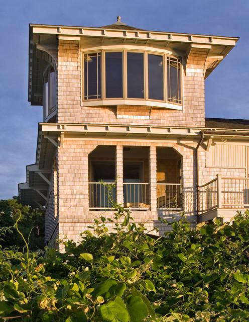 Cape cod craftsman exterior boston by torrey for Cape cod craftsman