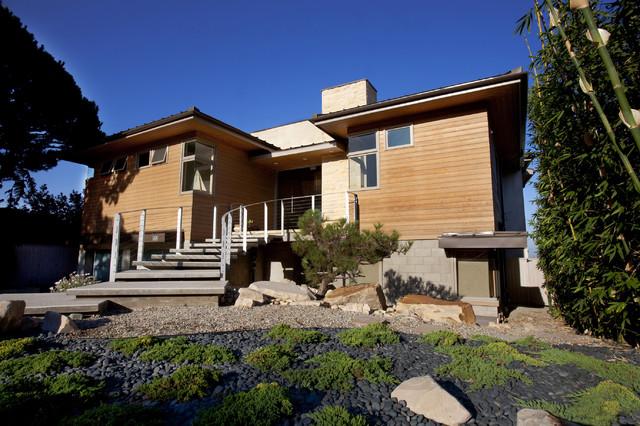 Moore Residence modern-exterior
