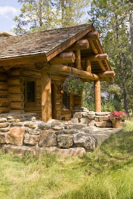 Lost Creek rustic-exterior