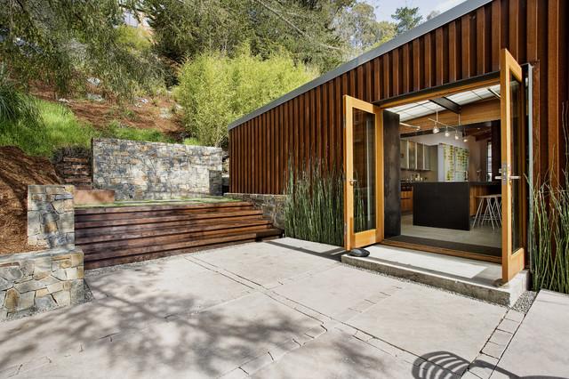 Lovell Residence modern-exterior