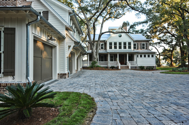Low country living traditional exterior other metro for Lowcountry homes