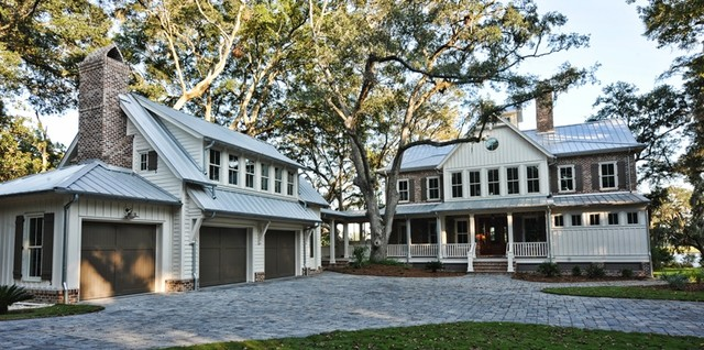 Low Country Living Traditional Exterior Atlanta By Benham Builders