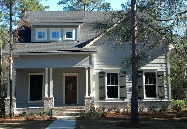 Low Country Living Exterior Shutters