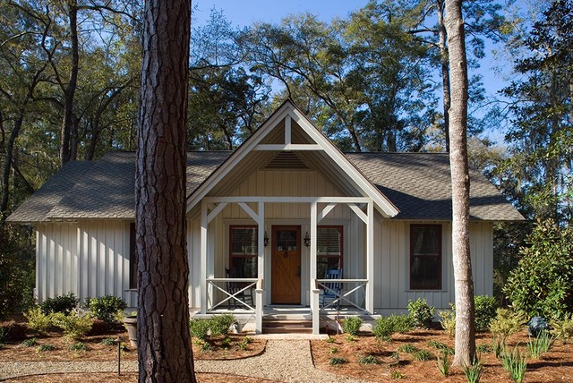 Lowcountry Residence traditional exterior