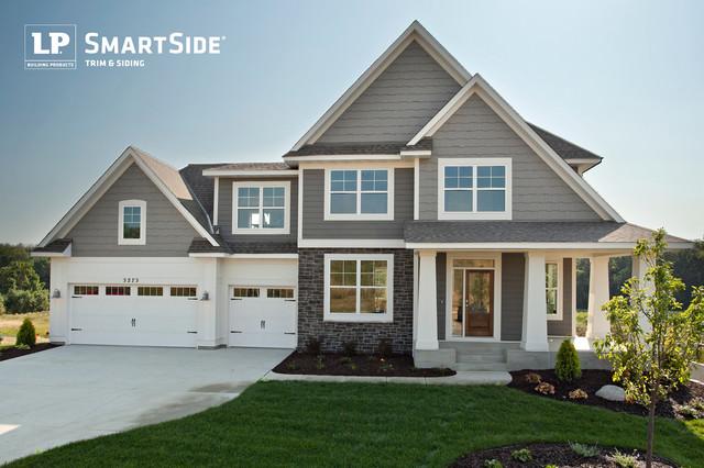Lp smartside cedar shakes 10 traditional exterior for Lp smartside shake colors